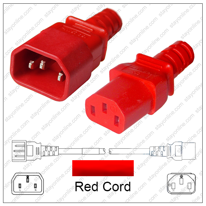 2 x MOULDED 13 AMP MAINS PLUG WITH 1 METRE OF 2 CORE CABLE