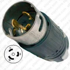 Hubbell CS8465C Plug USED