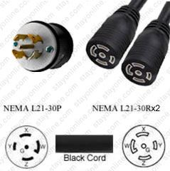 Nema L21 30 Wiring - Wiring Diagram Img Nema L Receptacle Wiring Diagram on