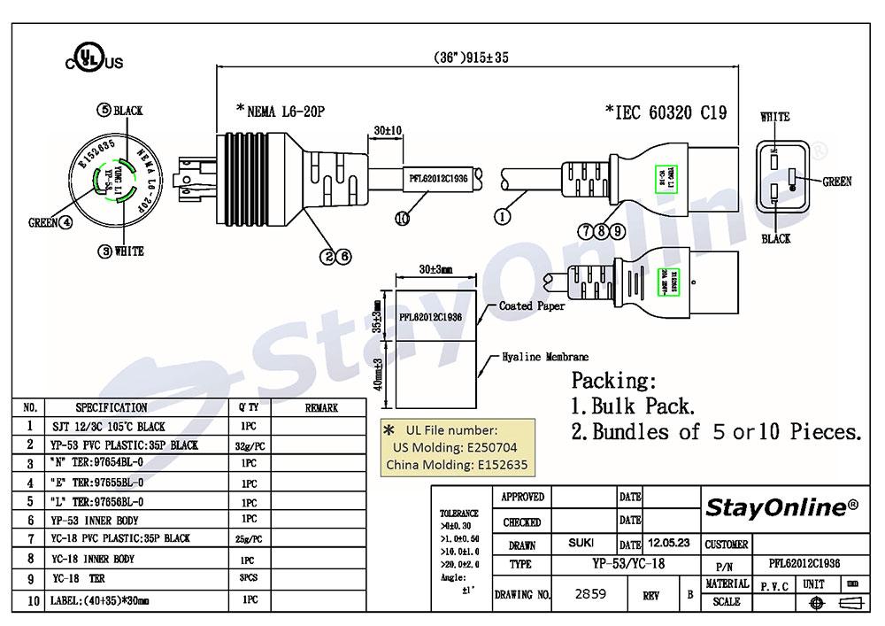 L14 30 Plug Wire Diagram Http Wwwstayonlinecom Detailaspxid - Data Nema L P Wiring Diagram on nema 30r 15, nema 6 15 to 5 15 adapter, nema 5 15 plug configuration, nema phase diagram, nema 6-20r to 10 30p pigtail, nema l14-30p plug wiring, nema 5 15 wiring-diagram,