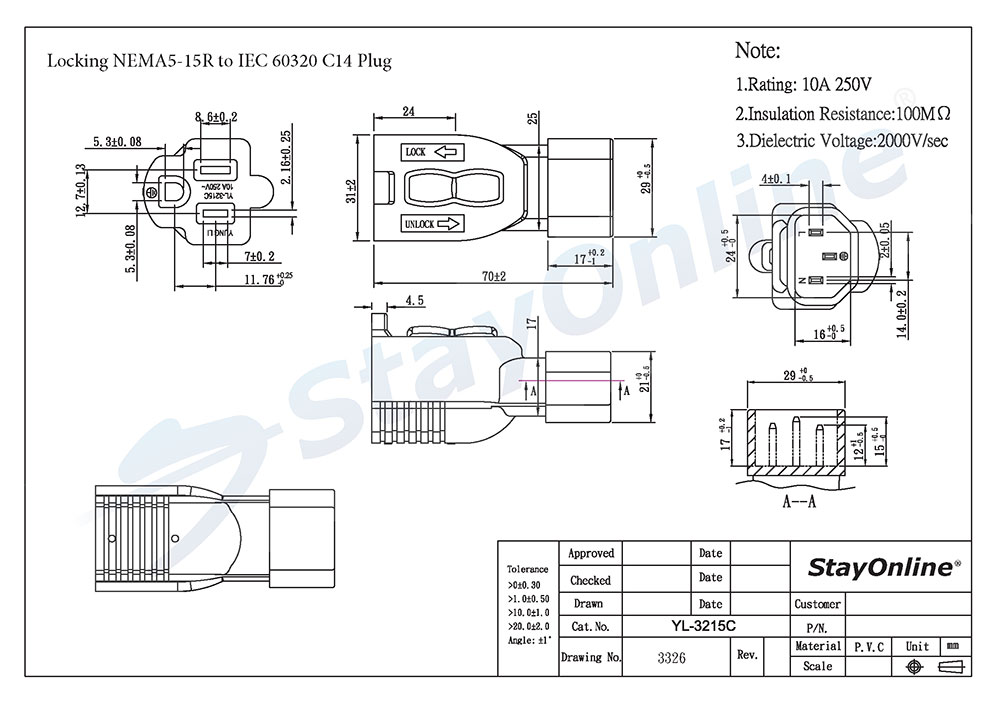iec 320 c14 wiring diagram all wiring diagram SPST Switch Wiring Diagram plug adapter iec 60320 c14 plug to nema 5 15 locking connector block iec c14 socket iec 320 c14 wiring diagram